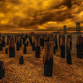 Linda Karlin - Breezy Point Sunset