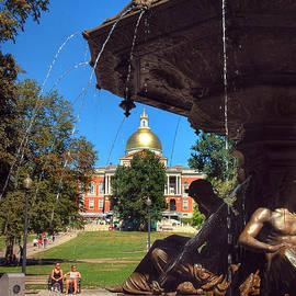 Joann Vitali - Brewer Fountain-Boston Common