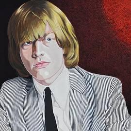 John Houseman - Brian Jones   Rolling Stone
