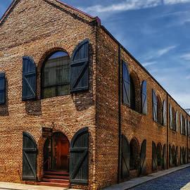 Frank J Benz - Brick Office Building - Charleston