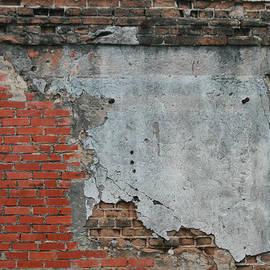 Kathy Peltomaa Lewis - Brick Wall