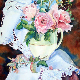 Kerry Scally - Bridal Pink