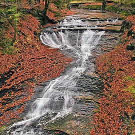 Marcia Colelli - Bridal Veil Waterfall