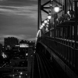 Carlos Rivera - Bridge at Night