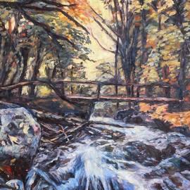 Kendall Kessler - Bridge in Woods