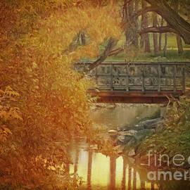 Lianne Schneider - Bridge on Cayuga Creek