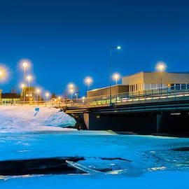 Jukka Heinovirta - Bridge Over Icy River 2