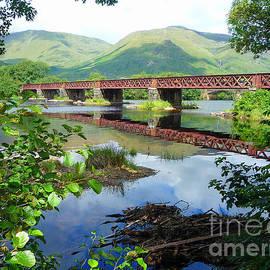Callan Percy - Bridge Over Scottish River