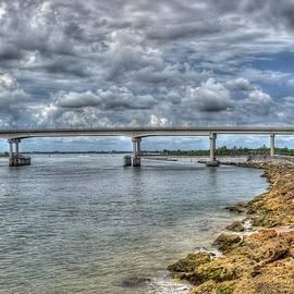 Bridge over Sebastian Inlet