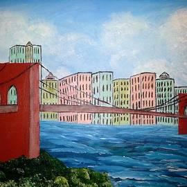 Irving Starr - Bridge To The City