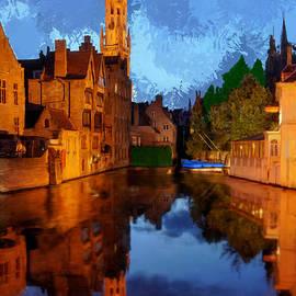 Bruce Nutting - Bridge View of Rosendall Netherlands