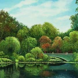 Michael Frank - Bridges of Forest Park