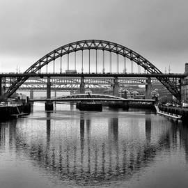 Lynn Bolt - Bridges Over the River Tyne