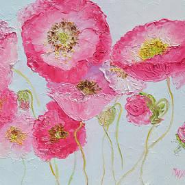 Jan Matson - Bright Pink Poppies