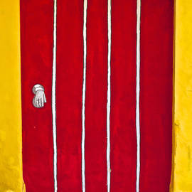 David Letts - Bright Red Door II