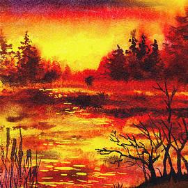 Irina Sztukowski - Bright Sunset