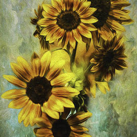Diane Schuster - Bring On The Sunflowers