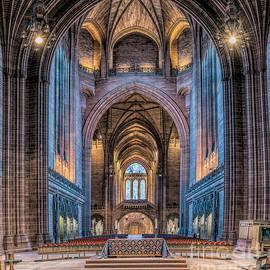 Adrian Evans - British Cathedral