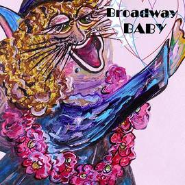 Eloise Schneider - Broadway Baby CAT ... Hello Kitty ... Hello WORLD