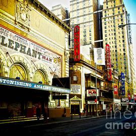James Aiken - Broadway Theatres 1