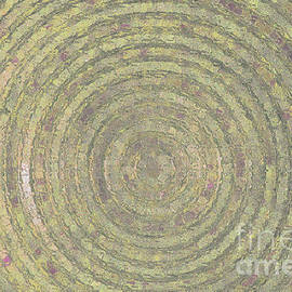 ARTography by Pamela  Smale Williams - Bronze Ripples