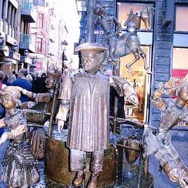 Anthony Morretta - Bronze Sculpture Aachen Germany