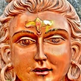 Kim Bemis - Bronze Shiva Statue - Uttarkashi India