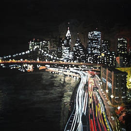 Jennifer Hotai - Brooklyn Bridge Highway