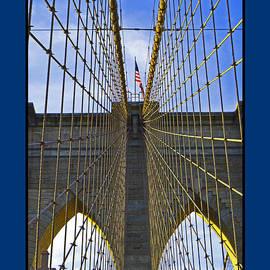 Joseph J Stevens - Brooklyn Bridge