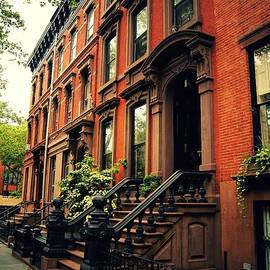 Vivienne Gucwa - Brooklyn Brownstone - New York City