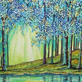 Peggy Davis - Brookside Trees