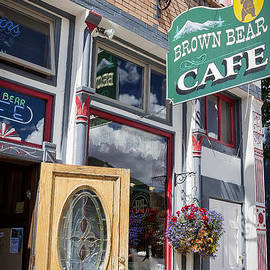 Janice Rae Pariza - Brown Bear Cafe