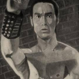Vishvesh Tadsare - Bruce Lee 1 - Sepia