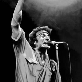 Meijering Manupix - Bruce Springsteen