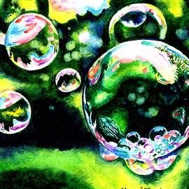 Shamsi Jasmine - Bubbles