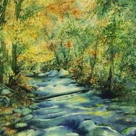 Madeleine Holzberg - Bubbling Brook