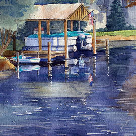Robin Roberts - Buckeye Lake Boathouse