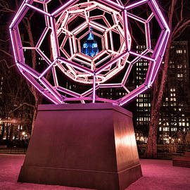 John Farnan - bucky ball Madison square park