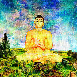 Ally  White - Buddha