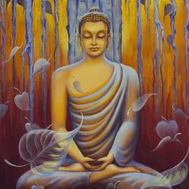 Yuliya Glavnaya - Buddha meditation