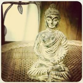 Jordan Paris - Buddha Sitting