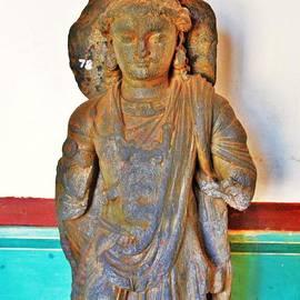 Kim Bemis - Ancient Buddha Statue - Albert Hall - Jaipur India