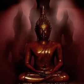 DARAIOUS BILLIMORIA - BUDDHA TRINITY 1