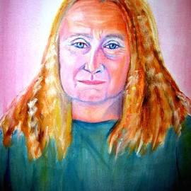 Asha Carolyn Young - Buddhist Meditator