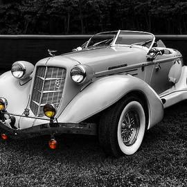 Vlad Bubnov - Buehrig 851 - 1936 Auburn Speedster Classic Auto