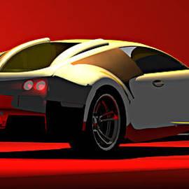 Andrei SKY - Bugatti Veyron