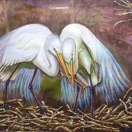 Katerina Kovatcheva - Building the nest