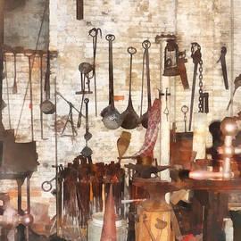 Susan Savad - Building Trades - Hand Tools in Machine Shop