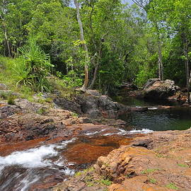 Terry Everson - Buley Rockhole #1