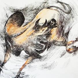 Bhanu Dudhat - Bull-2